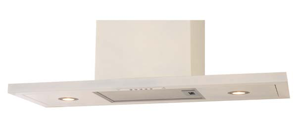 Stainless Steel Integrated Rangehood 900mm