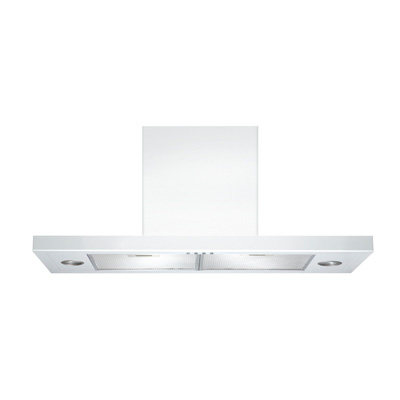White Integrated Rangehood 900mm