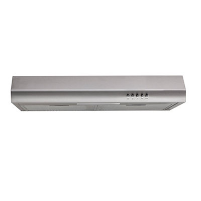 Fixed Rangehood stainless steel 600mm
